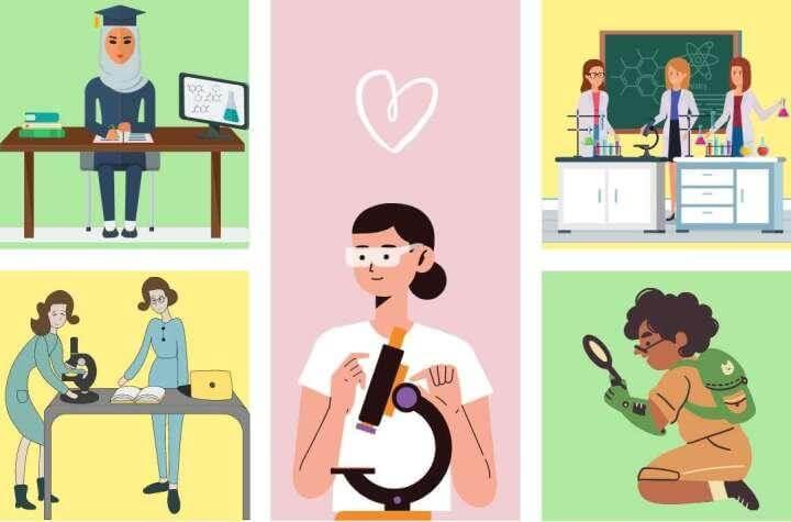 Tudományos pályán dolgozó nők és lányok világnapja