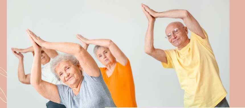 Miért fontos a mozgás az idő korban is?