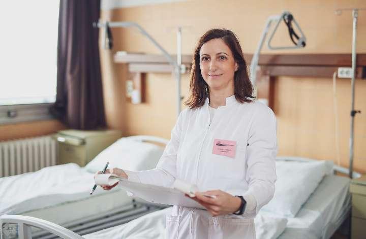 Csordás Adrienn ápolási igazgató PAMOK (c) O. Jakócs Péter