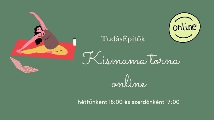Online kismama torna