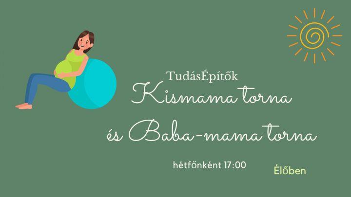 Kismama és Baba-mama torna