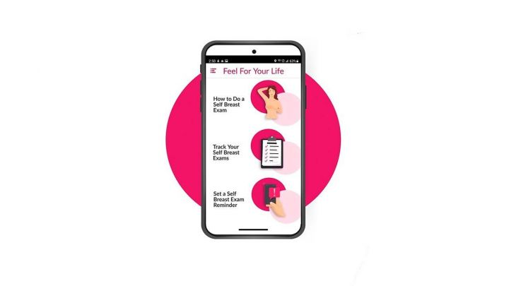 Feel for Your Life app